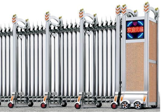 Cổng Xếp Inox LB038