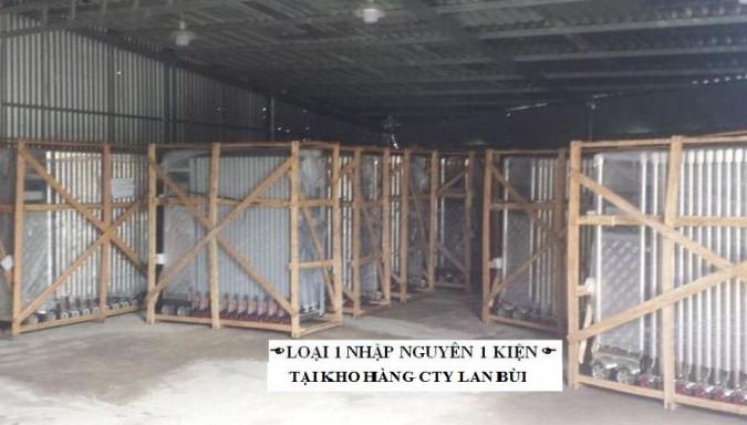 Phân biệt cổng xếp tự động nhập khẩu nguyên bộ và hàng loại rẻ ráp tại Việt Nam