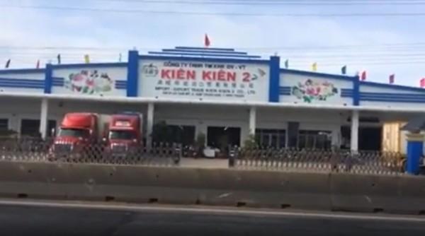 Cổng xếp inox nhập khẩu- Trúng thầu tại Cty Kiên Kiên- Bình Thuận