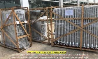 Nguyên nhân phải sử dụng inox 304 cho các công trình gần biển